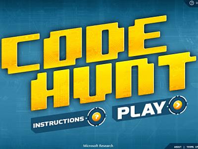 微软在线编程游戏-Code Hunt